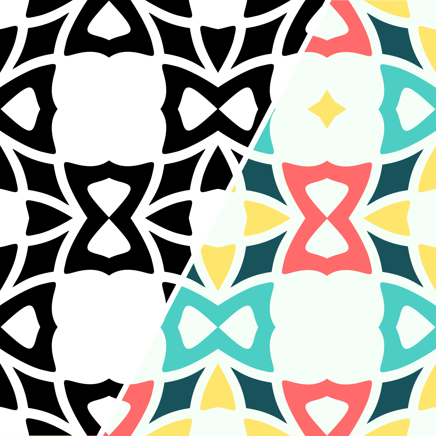 The benefits of vector patterns